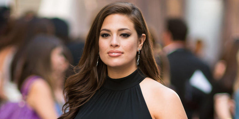 Plus-Size Model Ashley Graham Wants to Be the 'Curvier Version' of Heidi Klum