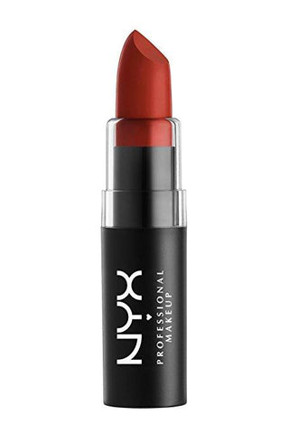 NYX Matte Lipstick, Rose Red