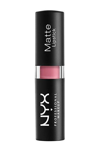 NYX Matte Lipstick, Light Pink