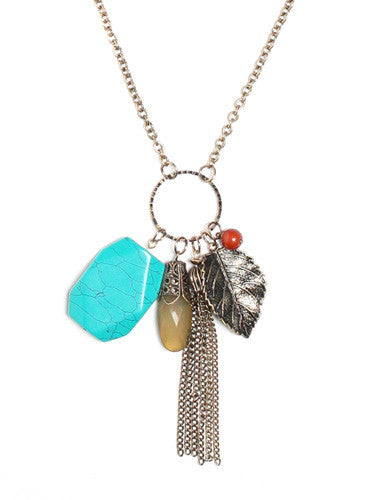 Trendy Charm Chain Necklace