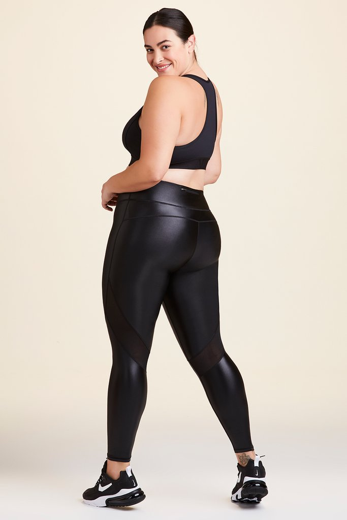 Plus Size Captain Ankle Tight