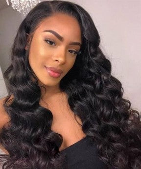 13x4 Lace Front Human Hair
