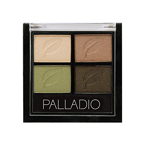 Eyeshadow Quad, Green To Go