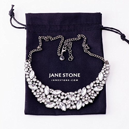 Fashion Statement Necklace Bling Rhinestone Choker Collar Chunky Jewelry
