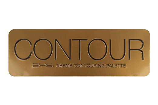 Creme Contouring Palette Tin Collection with Mirror