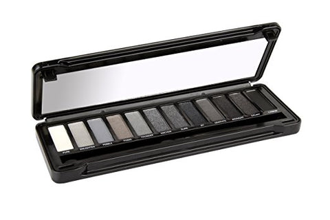 Smokey Eyeshadow Palette Tin with Mirror