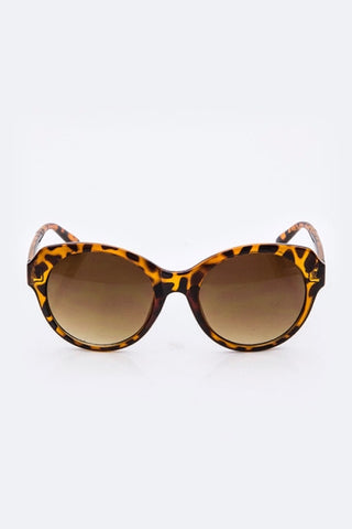Iconic Cat Eye Leopard Sunglasses