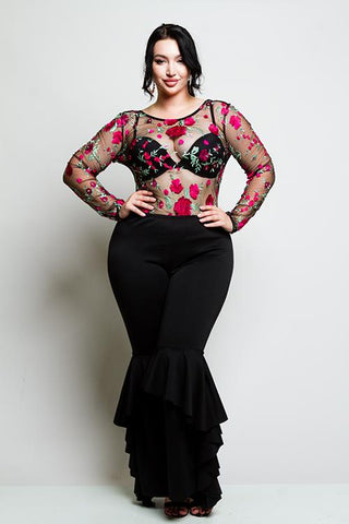 Best plus size dress pants