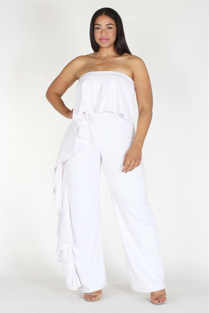 Shop Plus Size Rompers Jumpsuits Plussizefix Tagged Color