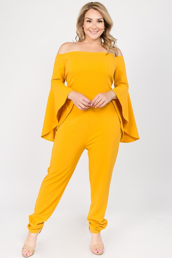 ca7a1138f14 Shop Plus Size Rompers   Jumpsuits − PLUSSIZEFIX – tagged