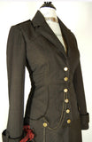 Kurtley jacket - Samiah Fine Clothing - 3