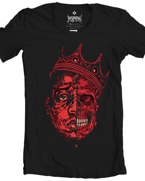 Ben Brown tee 'Biggie'