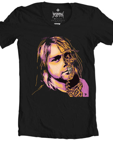 Ben Brown tee 'Kurt Cobain'