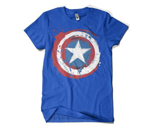Captain Shield Blue.