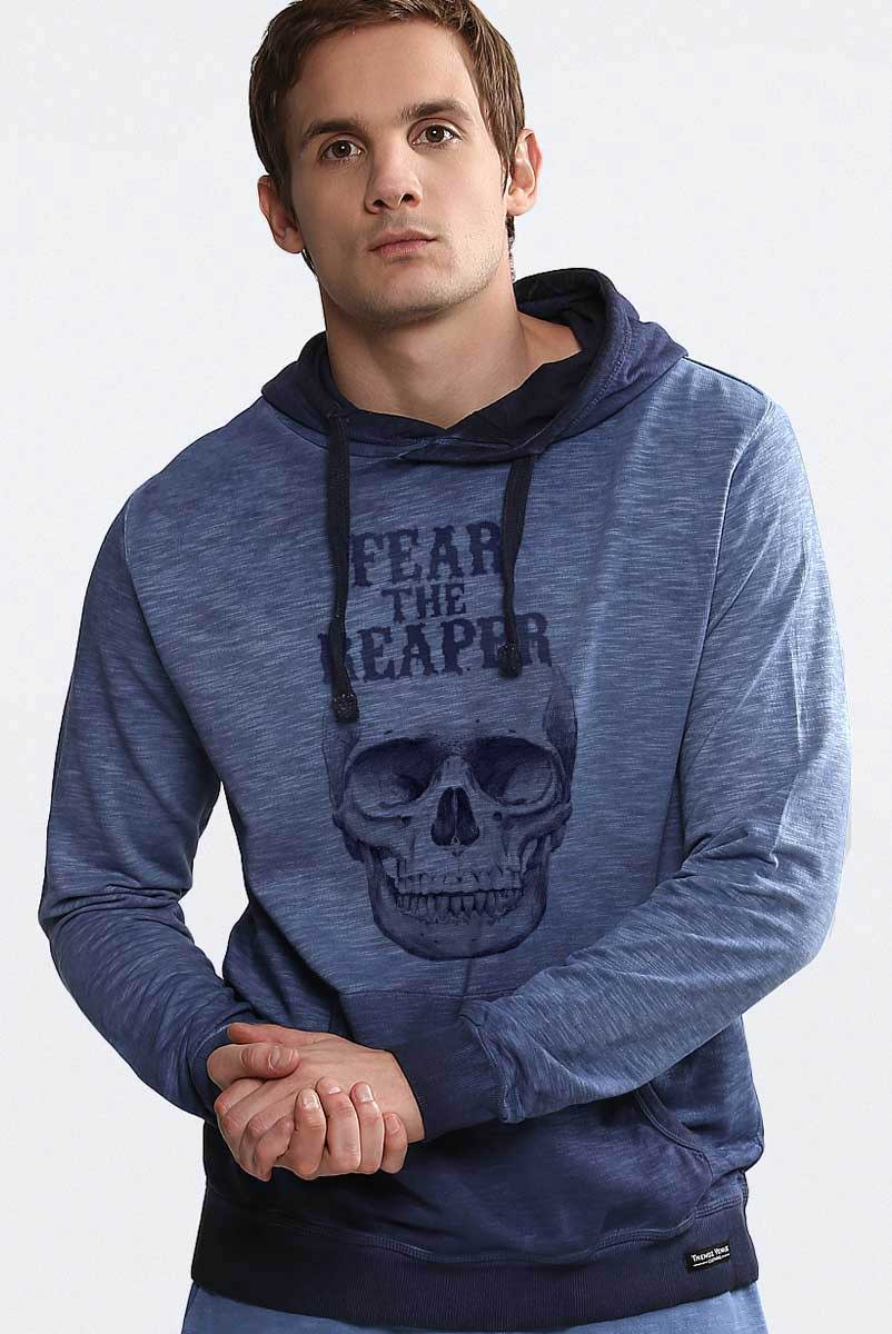 Reaper Blue Ombre Hoodie
