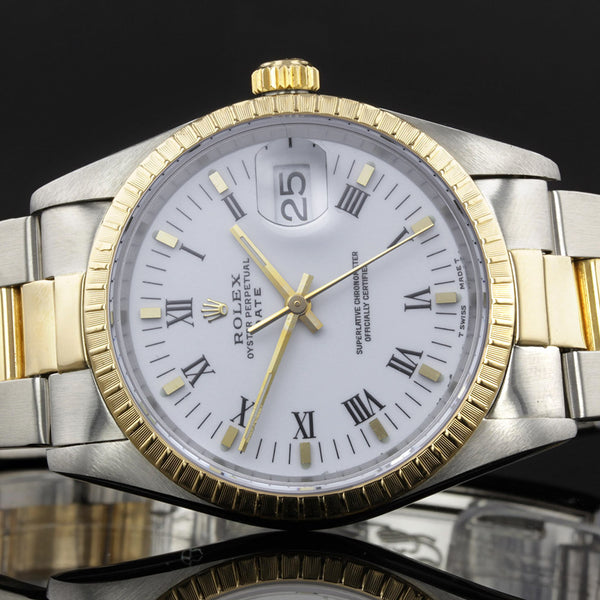 Rolex Oyster Date - 15223 - 1995