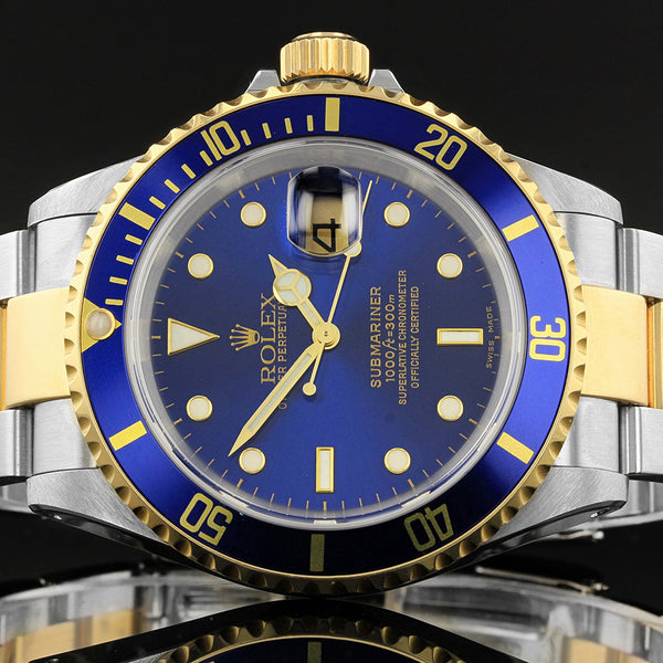 Pre-owned - Rolex Submariner 16613