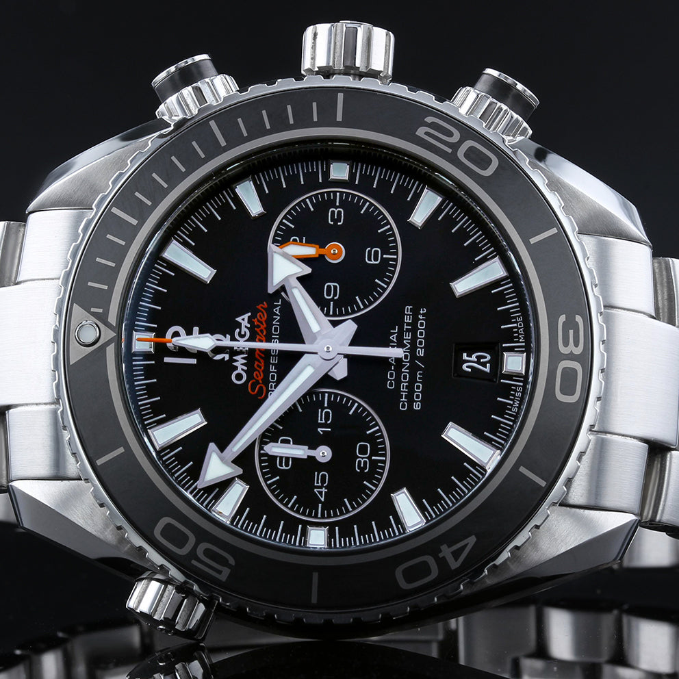 84dd8d31ef879 Omega Seamaster Planet Ocean 232.30.46.51.01.001 - 2017 - Box And ...