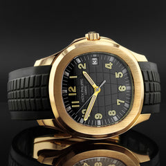 Patek Philippe Aquanaut 5167R-001 Rose Gold - 2012
