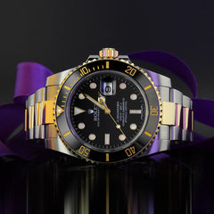 Rolex Submariner 116613 -  Ceramic - 2014