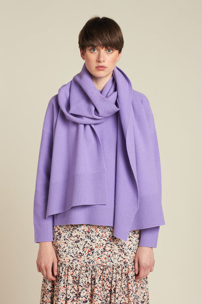 Revision Scarf Lilac