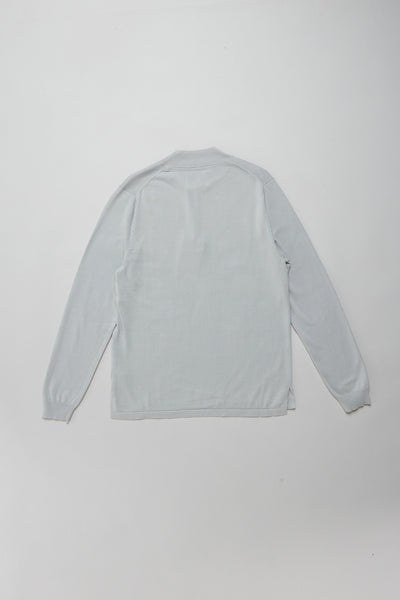 Shield Knit Ice Blue