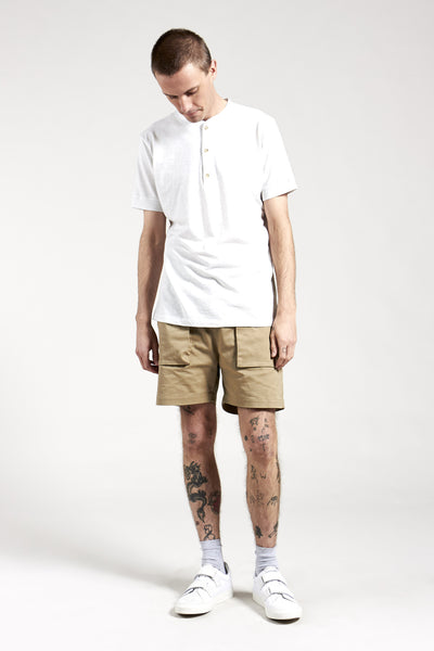 Deliverance S/S Tee Off White