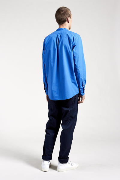 Abundance Pull-on Shirt Blue