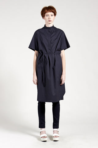 Oblivion Shirt Dress Ink Navy