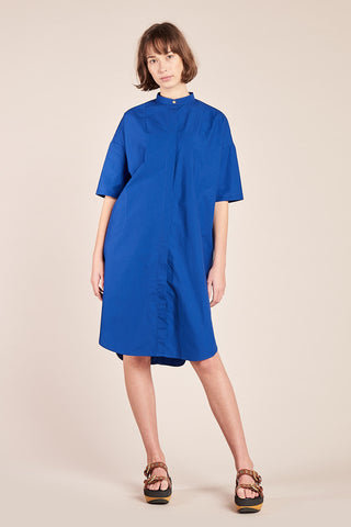 Victory Shirt Dress Ultramarine