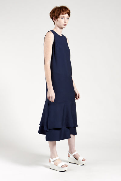Unlimit Dress Navy
