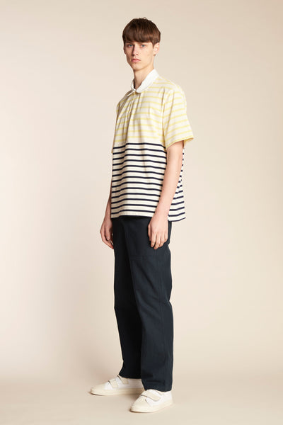 Mist Pullover Mix Stripe