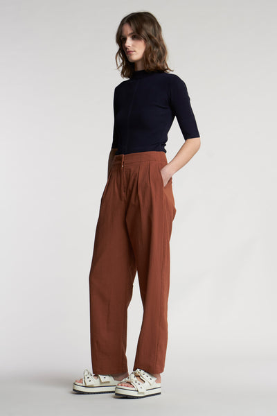 Spaces Pant Sienna