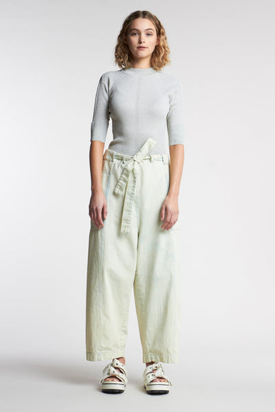Allure Pant Acid Bleach