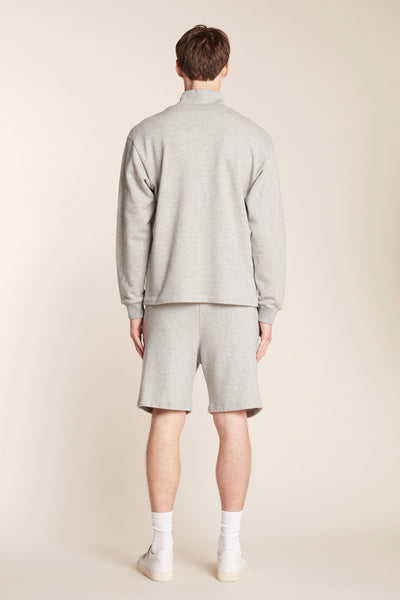 Hover Fleece Short Grey Marle