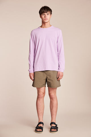 Lure LS Tee Lilac