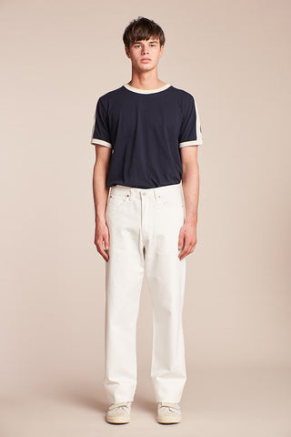 Sworn Denim Pant White Denim