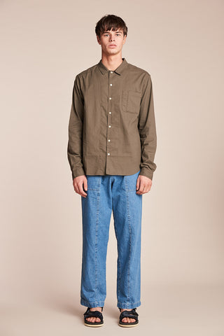 Lucent Shirt Khaki