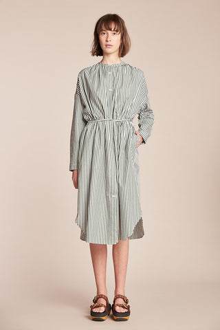 Attune Shirt Dress Mid Stripe Sycamore