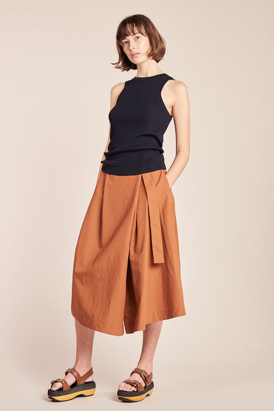 Reign D-Ring Skirt Rust