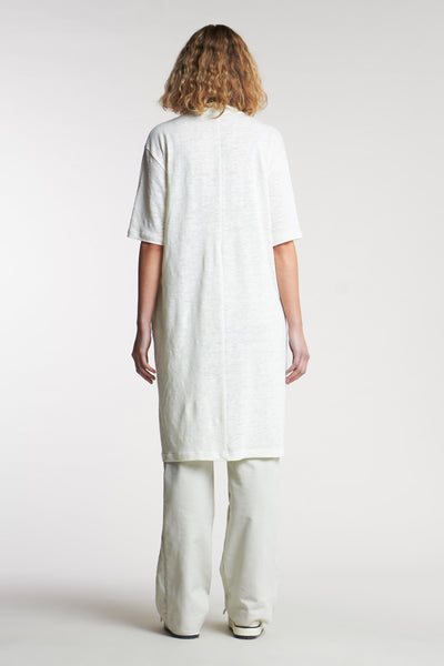 Sight Linen Dress Chalk