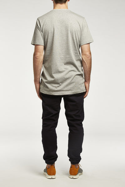 Sticky Paws Men T-Shirt Grey