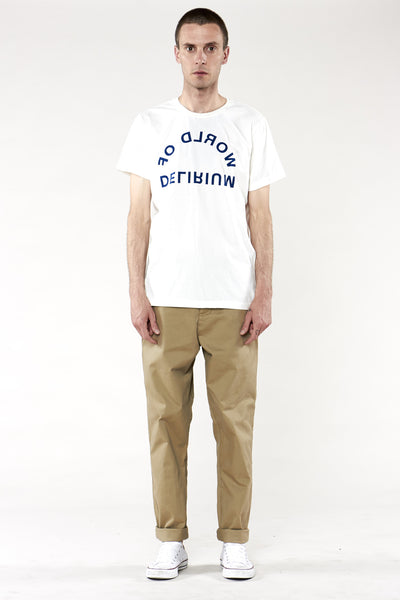 World of Delirium Mens Tee White
