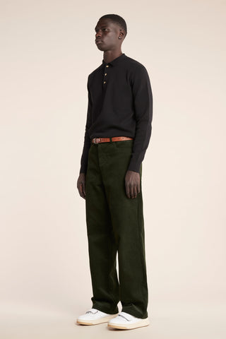 Transition Cord Pant Moss