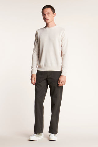 Ethos Crew Knit Birch