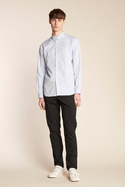 Changing Shirt Oxford Bue