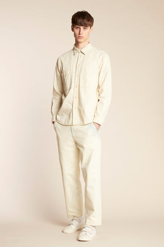 Nuance Front Pocket Shirt Acid Bleach