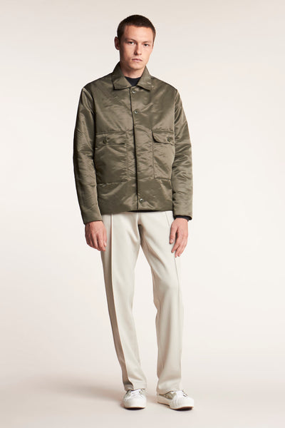 Teamwork MA-1 Jacket Dark Olive