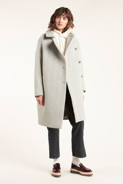 Purpose Overcoat Fog