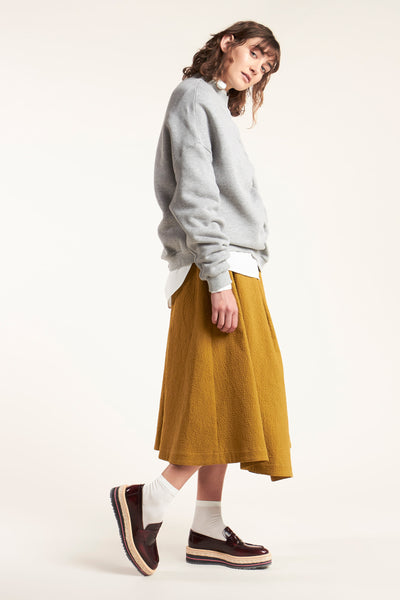 Dawn Skirt Ochre